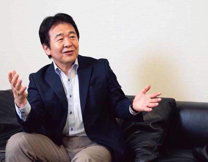 経済学者 竹中平蔵氏