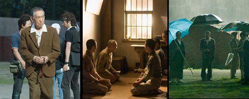 """ロケは東京・成城の撮影所や横浜郊外などで行われた。藤田まこと氏は語る。「やはり悩んだのは実在の人物を""""演じる""""ということでした。岡田資の心の叫びみたいなものが台詞になって、さらに顔の表情に出てくる。そんなところに気をつけようと思いました」藤田氏の演技を尊重するために小泉監督は映画のストーリー順に撮り進めたという。"""