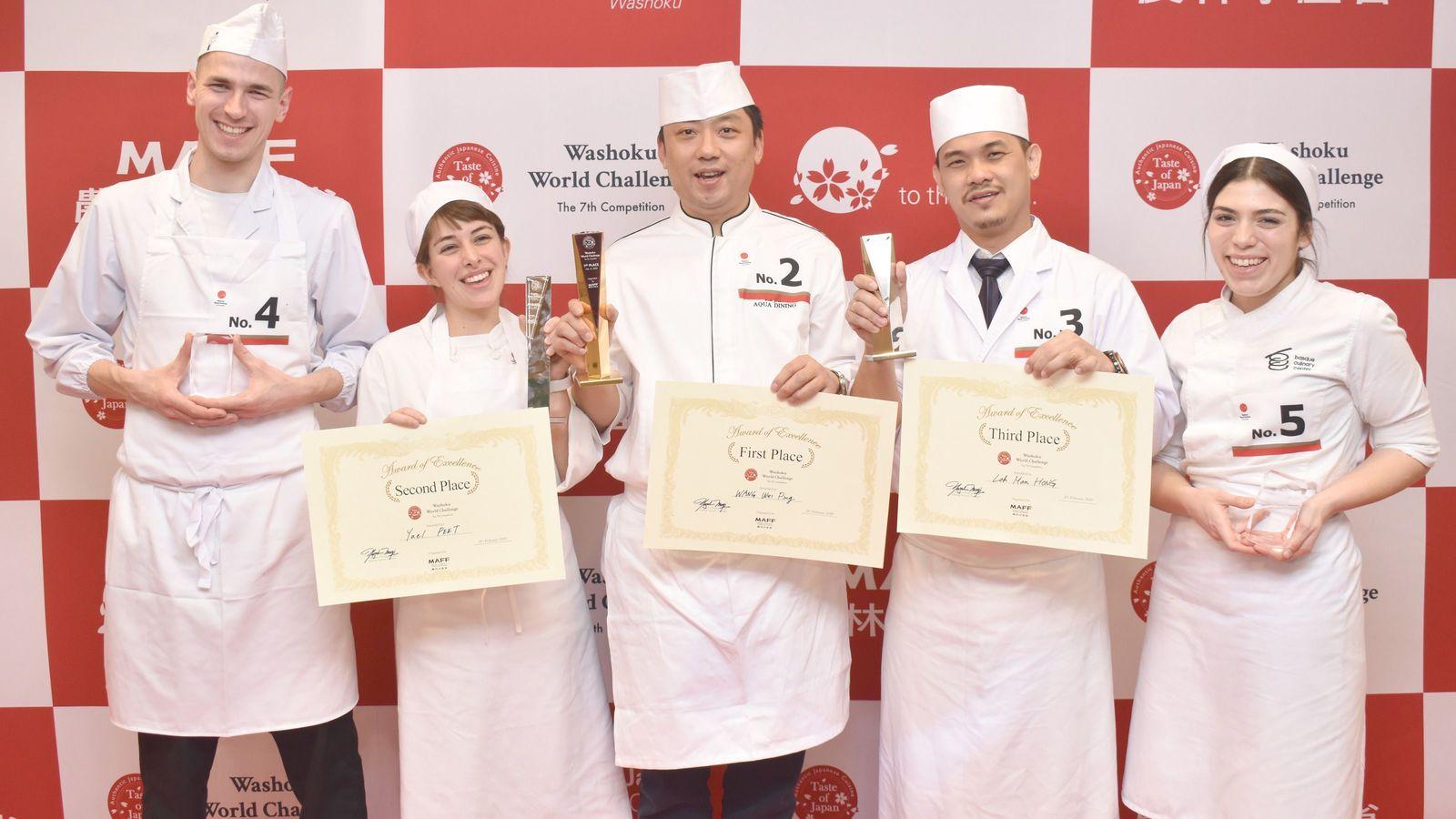 「和食の世界王者」になった中国人シェフが日本食に情熱を燃やすワケ 美しい食材をつくる生産者がすごい