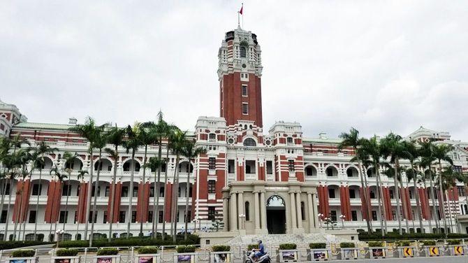 「パソコンに触ったことのないIT担当大臣」など、台湾ではありえない――。台湾政治の中心、台北の台湾総統府。