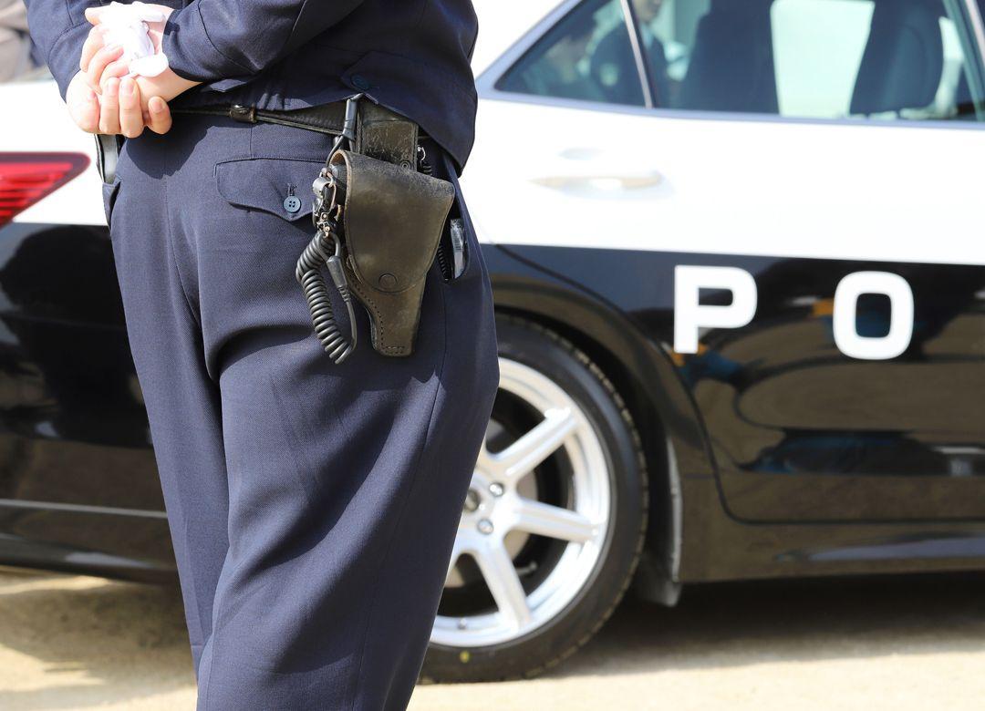 警察 の 正体 自粛