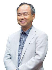 ソフトバンクグループ会長兼社長 孫 正義氏