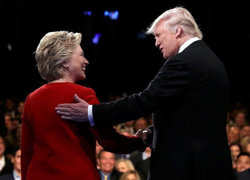 ヒラリーか、トランプか? アメリカ大統領選「第3の選択肢」まで浮上