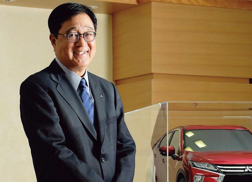 三菱自動車CEO「部下は上司から、上司は部下から学びなさい」 中間管理職の役割が極めて重要