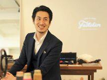 「心底やりたいことができている今、学生時代より青春だと思う」ライフスタイルアクセント 代表取締役社長 山田敏夫さん