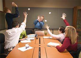 大企業では上司に逆らうことは難しいのか