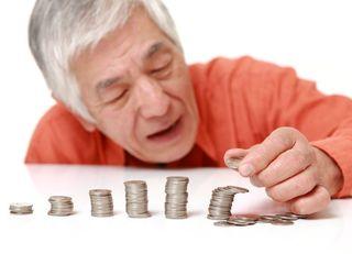 最新試算 老後に必要な貯金は1000万だ