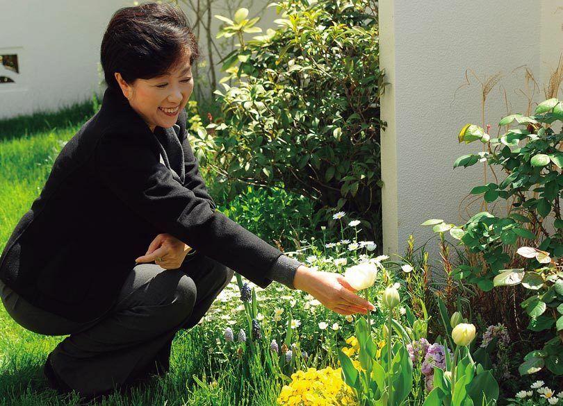 小池百合子東京都知事「幸せな老親介護、私の体験」