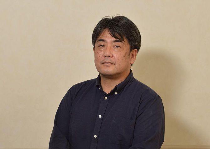 安田浩一さん