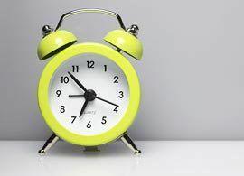 早起きの現在価値を上げて二度寝を防止
