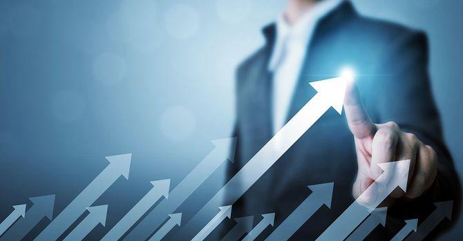 成功へのビジネス開発と成長