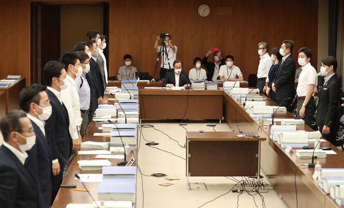 都構想/都構想制度の制度案が了承された法定協議会