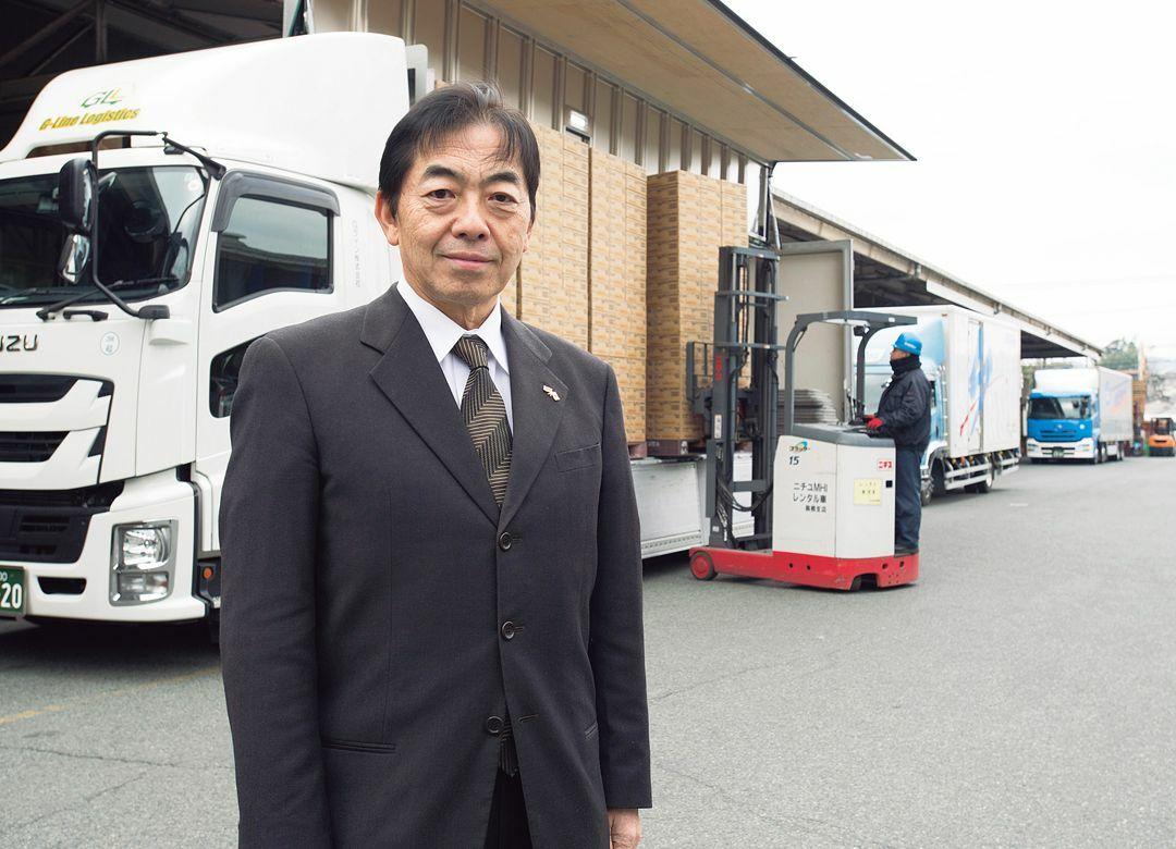福岡の老舗運送会社がIT事業を始めた訳 「一人勝ち」を狙う中小は孤立する