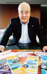 JTBの田川社長は、国を挙げて観光業をビジネスととらえる姿勢の重要性を強調。個人ビザが解禁されたばかりの中国人をはじめとする外国人誘致に積極的に取り組む。