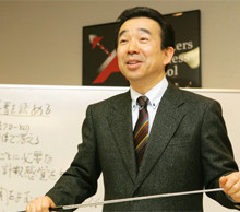 <strong>千賀秀信</strong> 54歳●1954年、東京都生まれ。早稲田大学商学部卒。株式会社TKCで、システム開発、営業等を担当。97年、マネジメント能力開発研究所を設立。企業経営と計数を結び付けた研修、執筆などで活躍中。現在、大前研一のアタッカーズ・ビジネススクールの講師も務める。