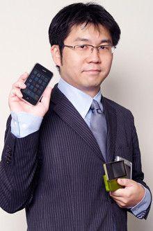 オススメはiPhone、文書作成メーンならブラックベリー<br><strong>ケータイジャーナリスト 石川 温</strong>●「日経 Trendy」の編集記者を経て、2003年に独立。『グーグルvsアップルケータイ世界大戦』など著書多数。