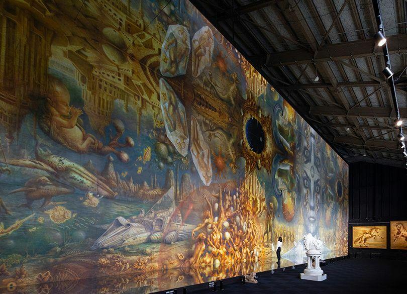「僻地の廃校」に年間2万人が訪れるワケ 実業家が生んだ、常識破りの美術館