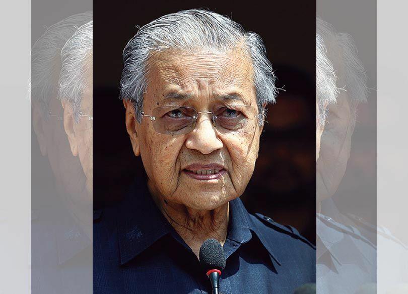 """中国に「ノー」と言える""""世界最高齢首相"""" マレーシアのマハティール首相"""