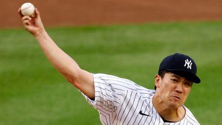 ヤンキース田中将大投手の野球帽に仕込まれた保護具が超すごい ...
