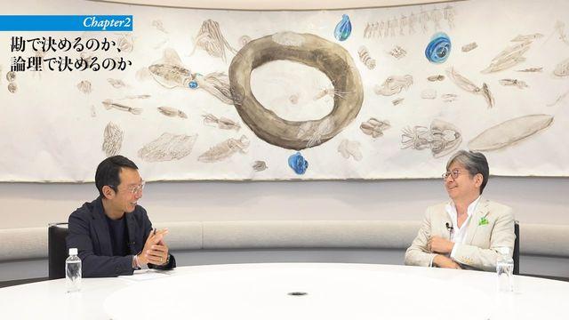 PRESIDENT経営者カレッジ 松本大×山口周のオンライン動画セミナーのお知らせ