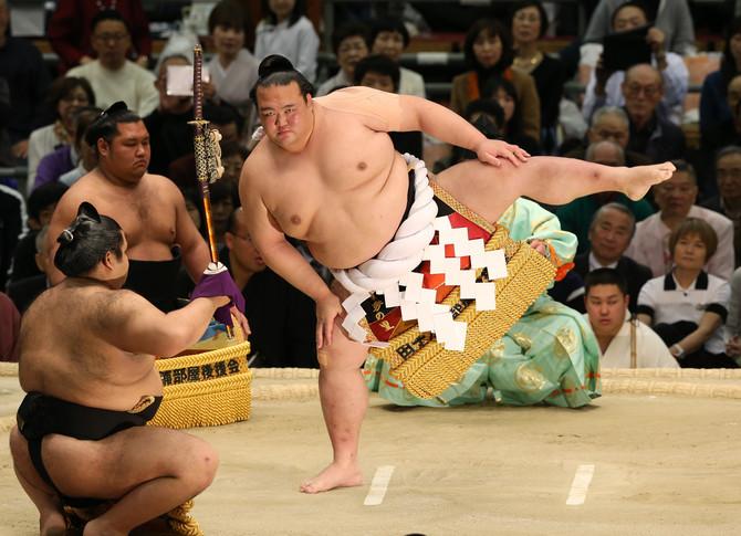 お相撲さんで横綱の稀勢の里