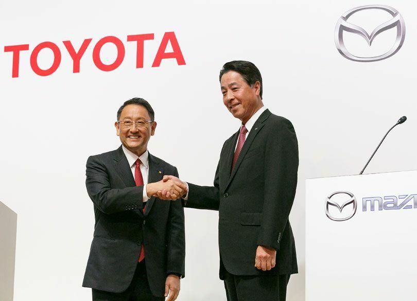 トヨタはマツダのロータリーを発電に使う EVの航続距離を伸ばす切り札