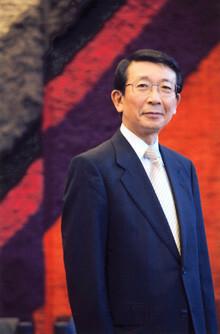 <strong>アステラス製薬 野木森雅郁社長</strong><br>1947年、愛知県生まれ。東海中学・高校、東京大学薬学部卒。70年、藤沢薬品工業入社。2005年、アステラス製薬代表取締役副社長。06年より現職。化石の収集が小学生以来の趣味。