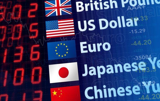 世界の通貨レート