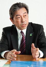 <strong>大沢充男</strong>●パナソニック電工エナジーソリューション 営業推進本部本部長