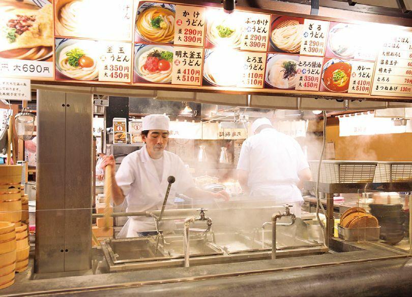 「丸亀製麺」非効率経営で目指す、外食チェーン世界ベスト10!【前編】