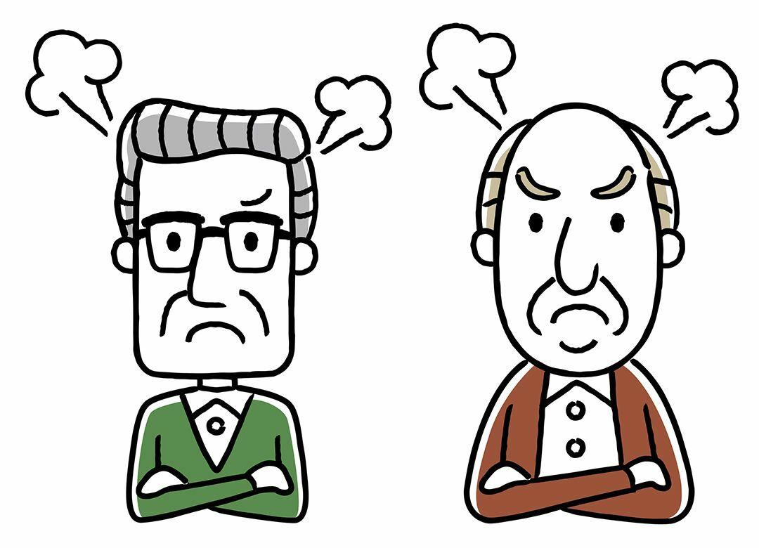 """「正論オジサン」とゴミ屋敷住人の酷似点 自称法務省OB""""私的ポリス""""の是非"""
