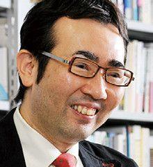 <strong>青山学院大学教授 福岡伸一</strong>●京都大学助教授などを経て現職。専攻は分子生物学。著書に『動的平衡』などがある。