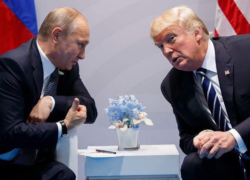 """トランプが""""親ロシア""""になった5つの理由 モスクワで「ミスコン」も開催済み"""