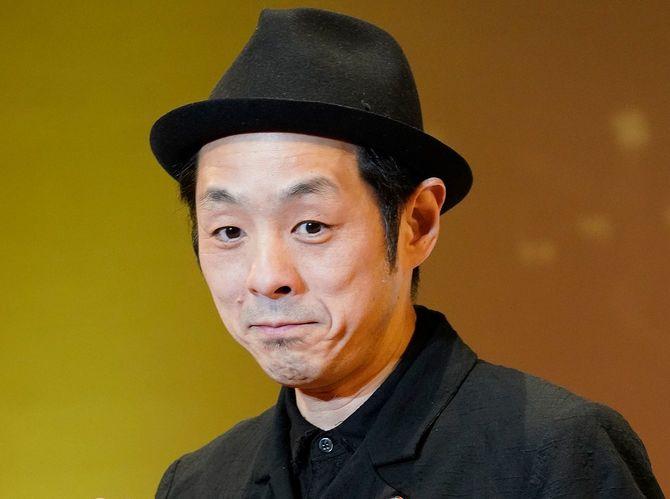 第44回エランドール賞の授賞式にゲストとして登壇した脚本家の宮藤官九郎さん