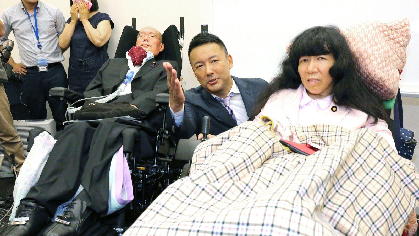 枝野氏も豹変させた山本太郎の圧倒的な存在感 密かに進む「野党結集」の中心か