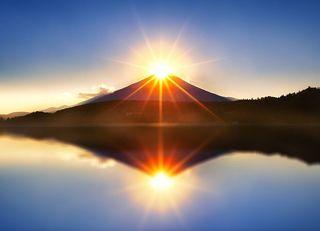 働き方でバレる富士山に登れる人登れぬ人