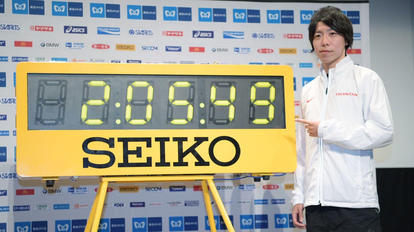 応援自粛の東京マラソン「ナイキ超厚底で日本記録」と豪語する男の狙い 設楽悠太「2時間5分台なら五輪辞退」