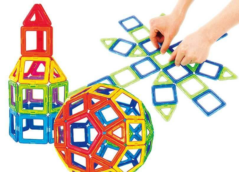 子供の頭が確実によくなる「立体パズル」 立体思考ができる人になる