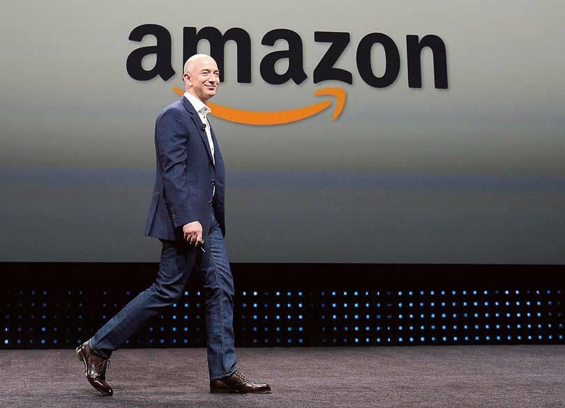 アマゾンの戦略は「孫子の兵法」だった 100年単位で1日を見直す