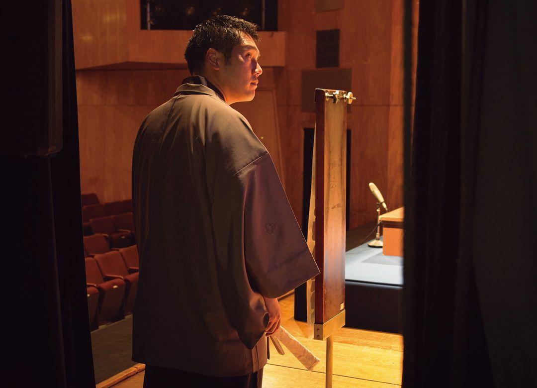 なぜ「講談師・神田松之丞」はウケたのか 独演会の楽屋に、田原総一朗が直撃