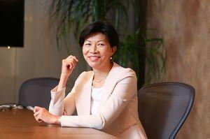 MPower Partners Fund L.P. ゼネラル・パートナーキャシー松井さん 「起業家と話すのが楽しくて仕方ない」と話す。