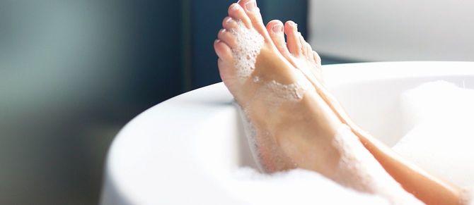 副交感神経を優位にする入浴の仕方