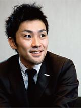 コクヨS&Tクリエイティブプロダクツ事業部<strong>田畑幸辰</strong>●2004年、コクヨ入社。以来、文具全般の新商品の企画を手がける。