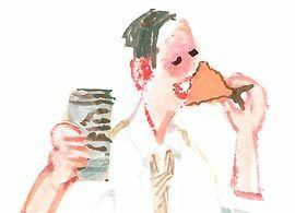 性格は痛風発作とダイエットの成否に無関係ではない