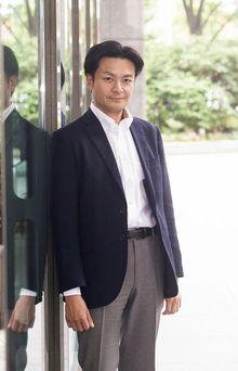 M&Cシステム R&Dセンター センター長 横山拓人さん
