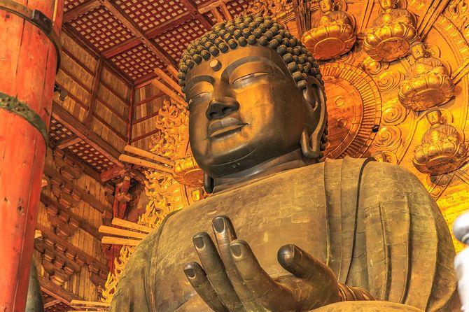 奈良の大仏東大寺