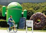 google流