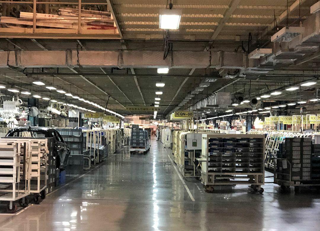 """トヨタの工場は""""切れた電灯""""が1つもない 最強の生産現場は「基本」が違う"""