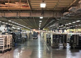 トヨタの工場は