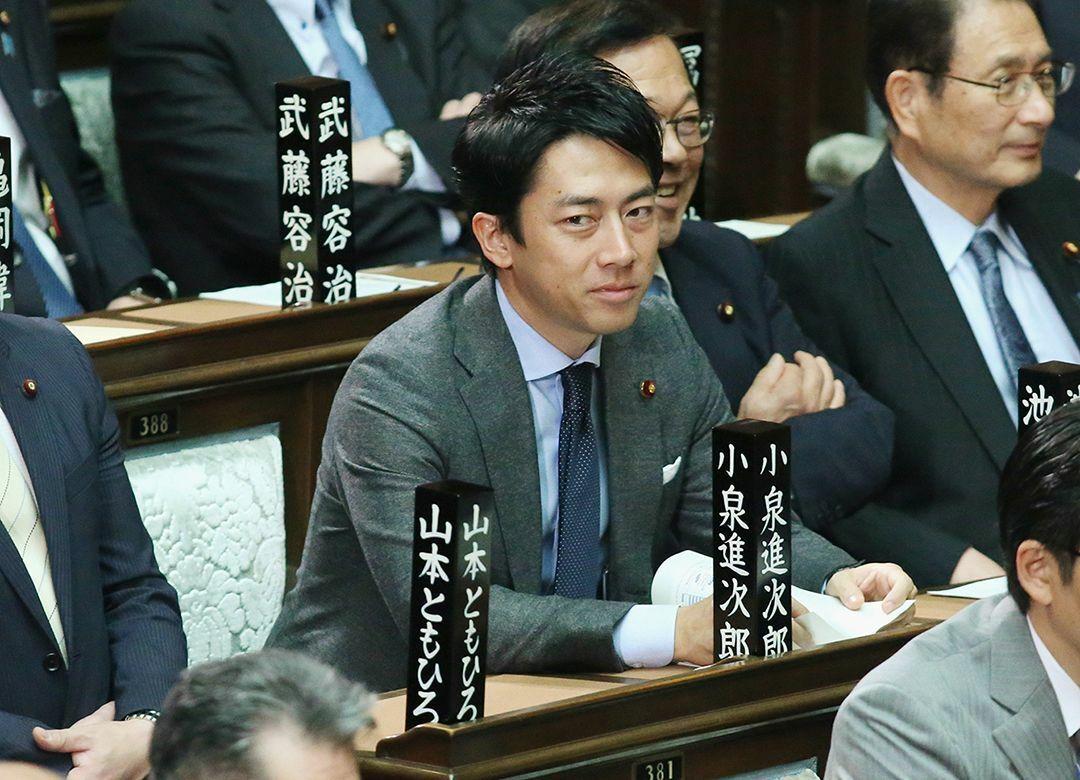 """""""次の首相""""小泉氏が公約破りに陥ったワケ 「平成のうち」は結局ウソになった"""